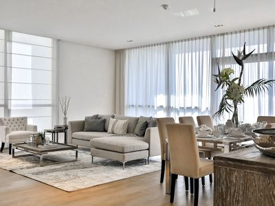 Photo for Fully furnished 3 Bed. Apt. in City Walk 11A #201
