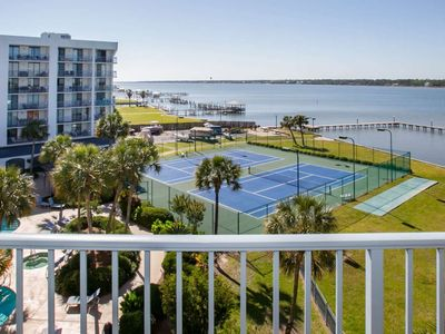 Photo for GS Surf Racquet 502 ~ Great Water View and Location ~ Bender Vac Rentals