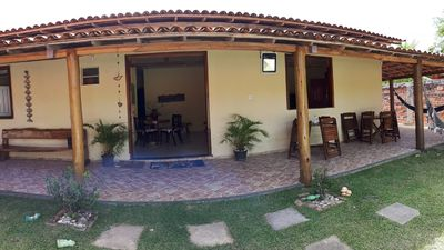 Photo for Beautiful and comfortable house with pool in Barra Grande on the peninsula of Maraú-