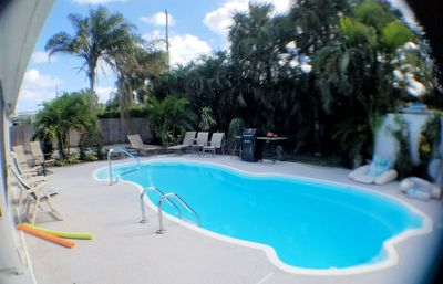 Photo for Charming Suite With Private Full Kitchen, Bath, Entry, Parking, & Shared Pool