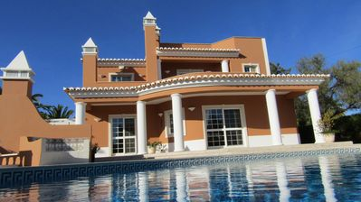 Photo for Fantastic apartment with SEA VIEW, private pool, BBQ, garden, privacy !!
