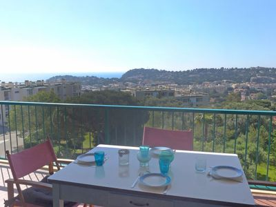 Photo for Apartment Les Mimosas  in Cavalaire, Cote d'Azur - 4 persons, 1 bedroom