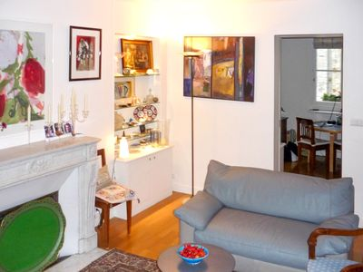 Photo for Homerez last minute deal - Amazing apt in Paris and Wifi