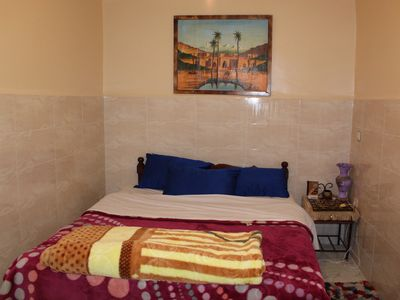 Photo for it's a small apartment  with all the facilities that you may need during yr trip