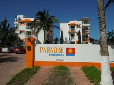 Photo for 'Slice of Paradise' Beachfront Condo.... Get Your Fins on!