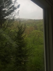 Panther mountain from upstairs bedroom