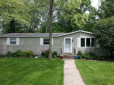 Photo for 3 Bedroom, 2 Bath Cottage-- Just 2 blocks from Lake Michigan!