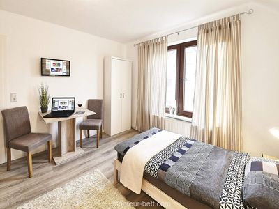 Photo for Engineers and Holiday Rooms - Single Room with Shared Bathroom