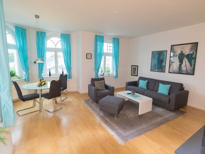 Photo for 2 - room - apartment with balcony - Haus Metropol