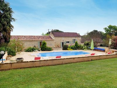 Photo for Vacation home Le Coustal  in Blanquefort s. Briolance, Périgord - 6 persons, 2 bedrooms