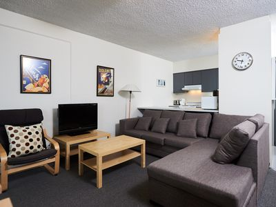 Photo for Mt Buller Chalet Apartment 605 - Ski In Ski Out