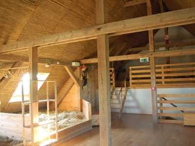 Photo for Sleeping berth in Heukoje (Box 5) - Hay bunks on the country house