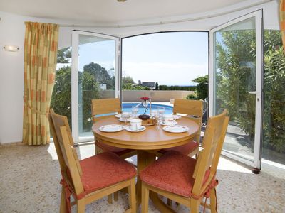 Photo for Vacation home Clavel in Moraira - 4 persons, 2 bedrooms
