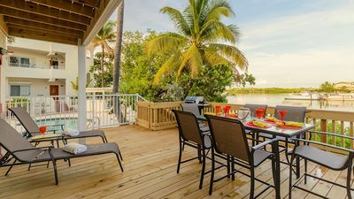 Photo for 2-Story Waterfront Condo near Old Town + Pool and Boat Slip, Available Monthly
