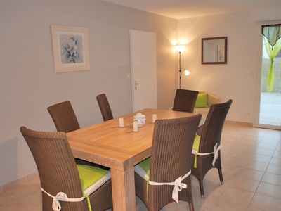 Photo for Land and Sea House *** in Reville. Ideal for people with reduced mobility.
