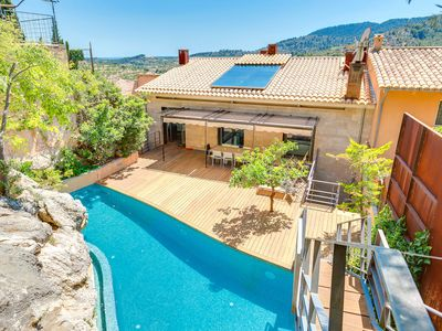 Photo for 5BR Villa Vacation Rental in Alaró, PM