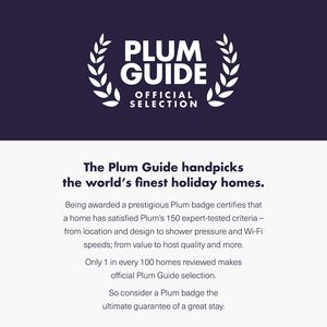 The house is also listed on Plumguide as a top 1% of London rentals