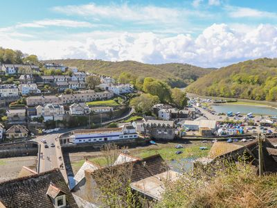 Photo for TWO TIDES COTTAGE, with a garden in Looe, Ref 992988