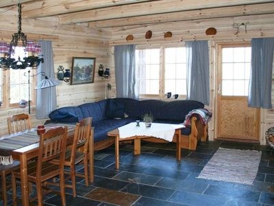 Photo for Vacation home Eikerapen in Åseral - 7 persons, 3 bedrooms