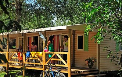 Photo for Camping Clairefontaine **** - Mobile home 3 Rooms 4/6 People
