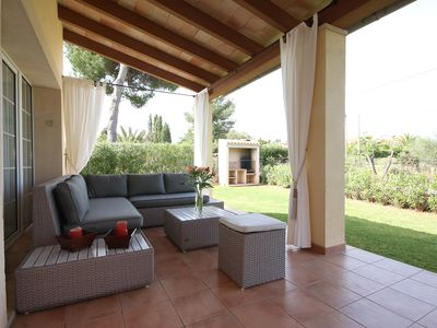 Photo for Can Lluis - Country house for 4 people in Cala Murada