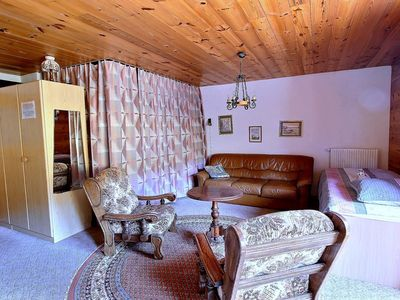 Photo for SKI-IN / SKI-OUT Les Crosets studio on the slopes, ski on feet all stay, wifi and indoor garage (4-W
