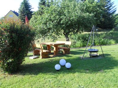 Photo for Holiday home in a quiet location near Olbersdorfer See !!!!