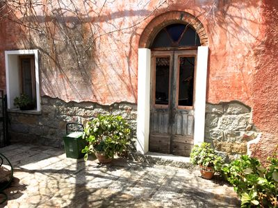 Photo for TRADITIONAL CHARACTERISTIC 2 BEDROOM HOUSE SET IN A PICTURESQUE HILLSIDE VILLAGE