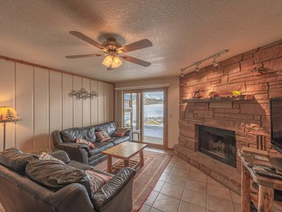 Photo for 2 Bedroom Slopeside Condo- Great Mt. Crested Butte location, Stunning Views!