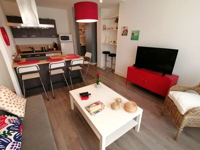 Photo for 2BR Apartment Vacation Rental in Grenoble, Isère