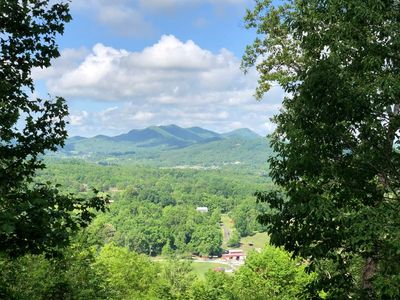Photo for **Family Cabin, secluded, Mountain View, Budget Friendly Sleeps 24