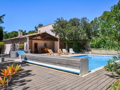 Photo for The houses and villas of Pont Royal in Provence - Maeva Individual - Mas 5 Rooms 10 People Prestige