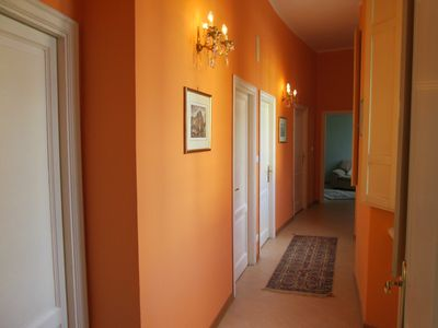 Photo for Charming and spacious apartment adjacent historic Perugia, Park Free
