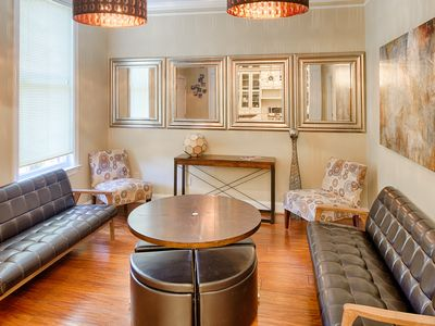 Photo for Elegant, upscale Savannah getaway, 1 mile from downtown w/ disability access