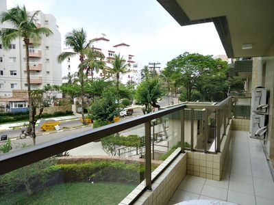 Photo for Apt 180m from the beach, 3 bedrooms, recreation area, garage