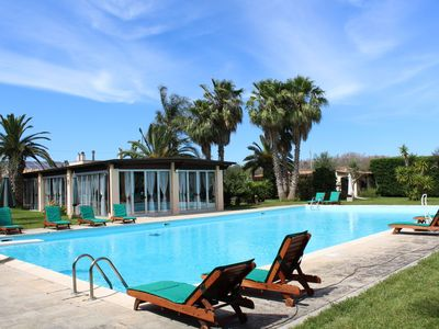 Photo for Vibrant Holiday Home in Matino with Swimming Pool