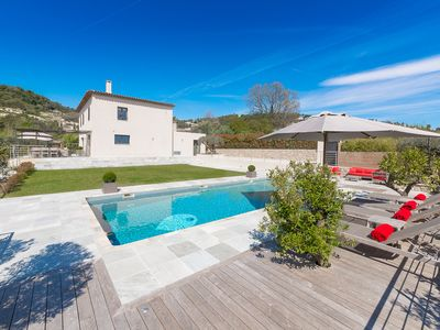 Photo for Vue de Saint Paul - Villa for 12 people in Saint Paul de Vence