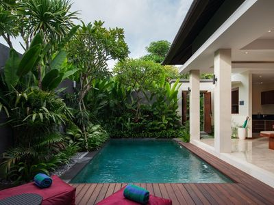 Photo for One Bedroom Luxury with Private Pool