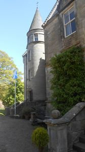 Photo for Stay in a Castle near St .Andrews  ,