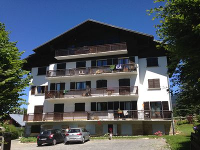 Photo for Beautiful apartment in Megeve 100m from the telepherique