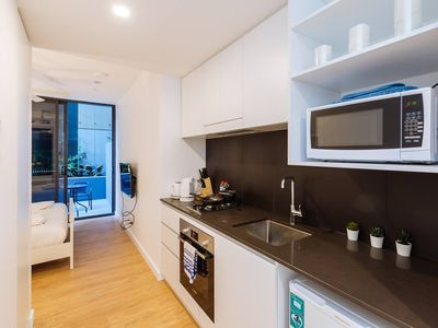 Photo for ★Brand New★ 1 Bed Studio in the Heart of SouthBank