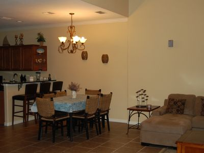 Photo for Coastal Distancing! Spacious Townhome w/WiFi less than one mile from beach