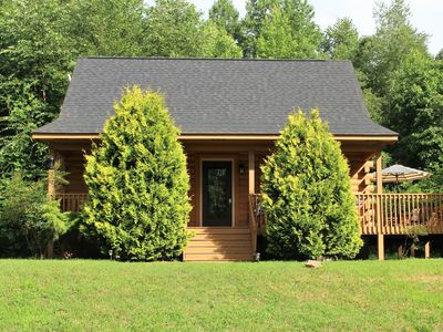 Photo for 2BR Cabin Vacation Rental in Rutherfordton, North Carolina