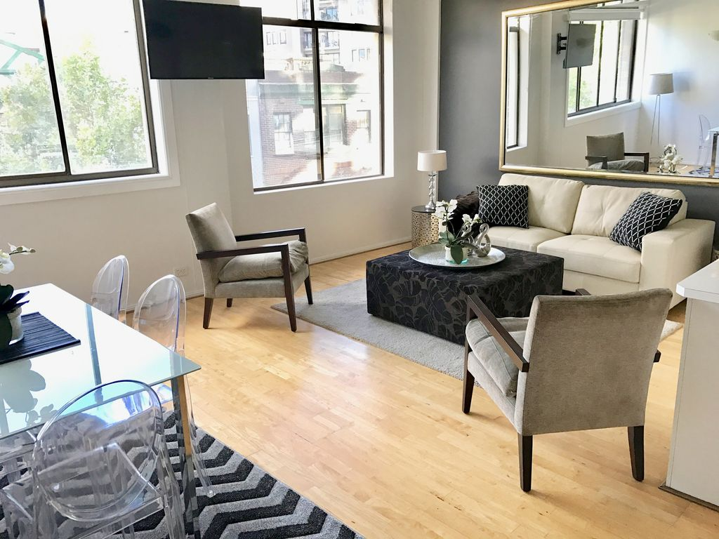 2 Bedroom New York Style Apartment In The Heart Of Kings Cross