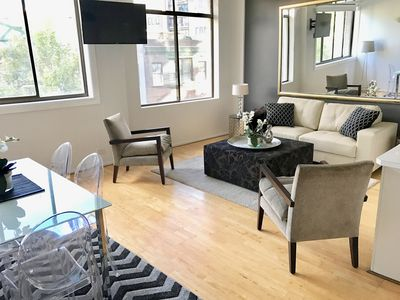 """Photo for 2 bedroom """"New York Style"""" apartment in the heart of Kings Cross"""