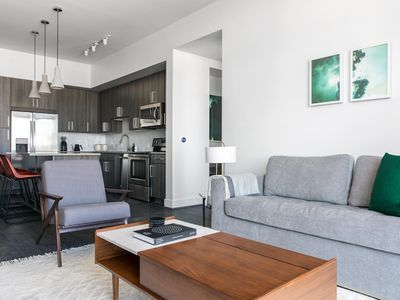 Photo for Convenient 1BR | WiFi | Downtown by Lyric