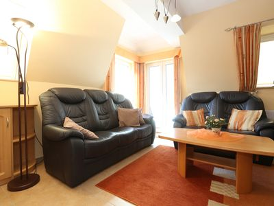 Photo for 3 room apartment in the 2nd 1st floor, center, 1 underground parking space included