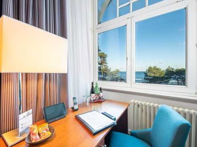 Photo for Junior suite with panoramic sea view - Hotel Villa Belvedere