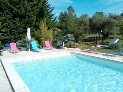 Photo for Vacation home Les Fées du Gard (RON100) in Rousson - 6 persons, 2 bedrooms