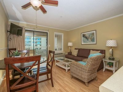 Photo for 402 Ocean Dunes Villas - 1 Bedroom 1 Bathroom Oceanview Flat